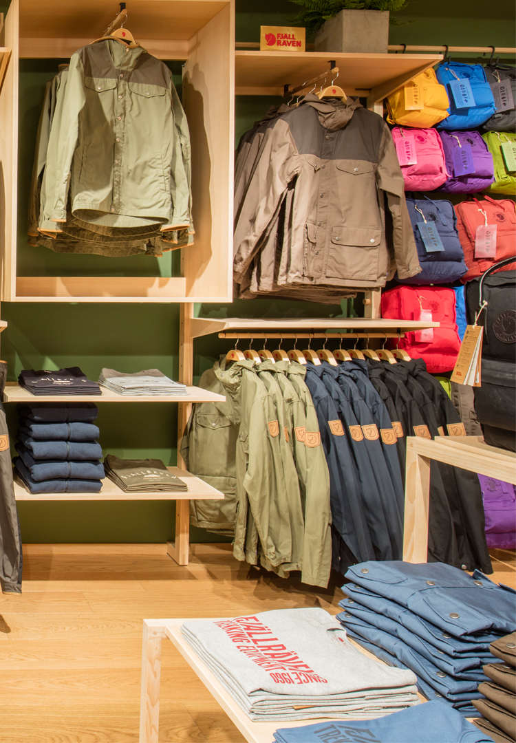 Fjällräven opens its first store Down Under