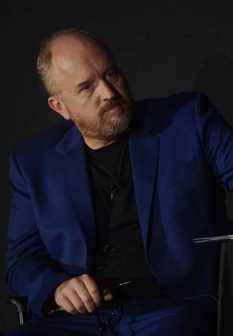 Louis C.K. returns to comedy with jokes about his 9-year-old daughter having sex
