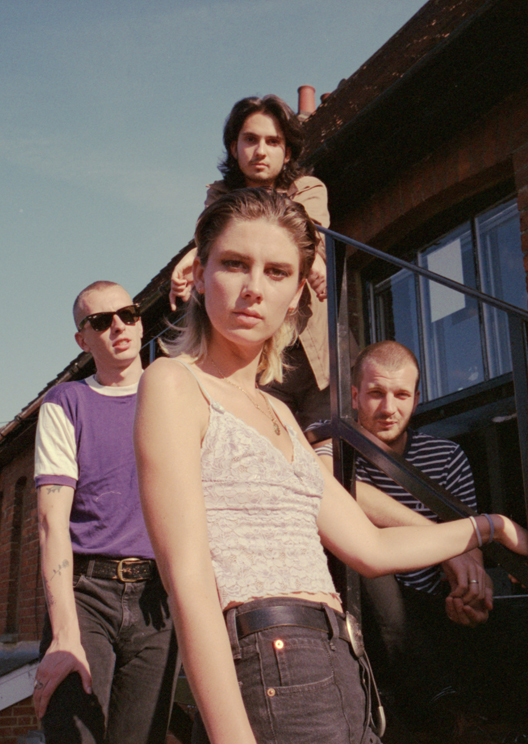 15 minutes with Wolf Alice