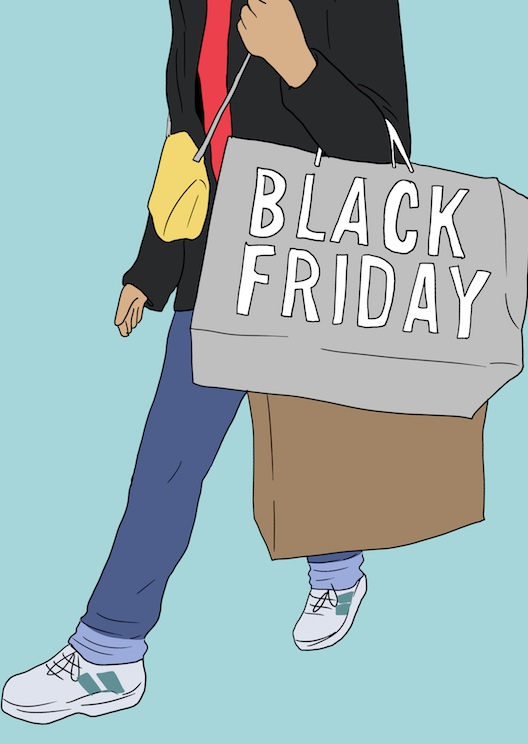 How to make the most of your Black Friday shopping spree