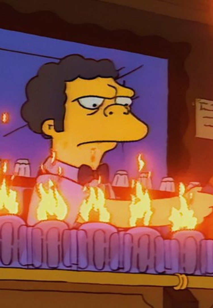 Attention Springfield fans: a Flaming Moe's pop-up bar is coming to Australia