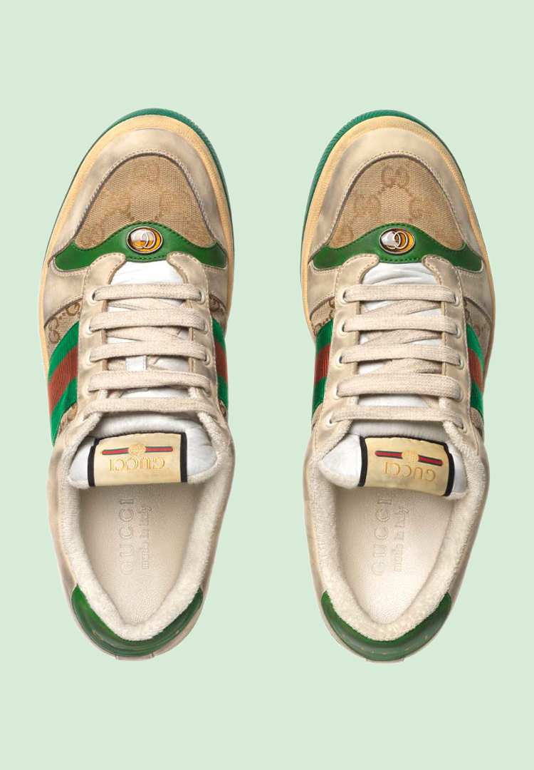 Gucci is attempting to palm off a pair