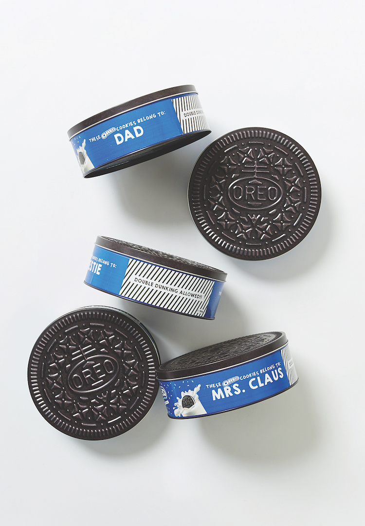 Cotton On Kids and Oreo team up to deliver personalised cookie tins this Christmas