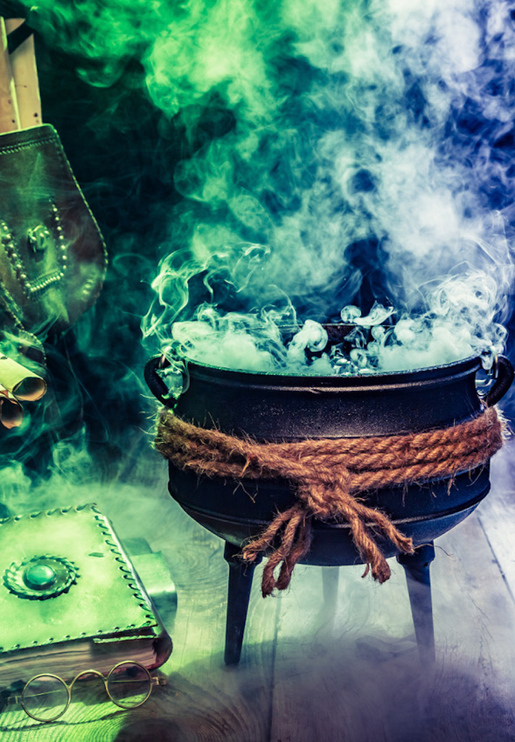A Harry Potter-themed cauldron bar is coming