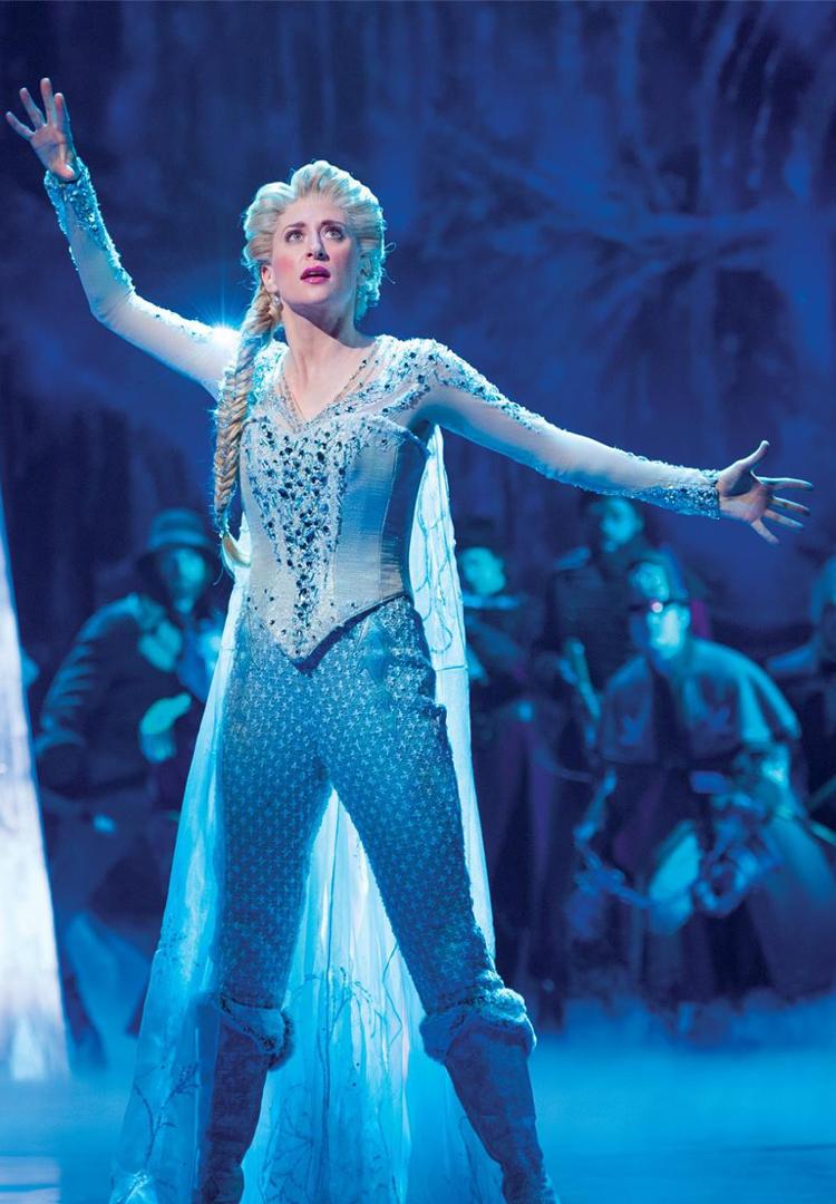 Disney's 'Frozen' musical is coming to Australia