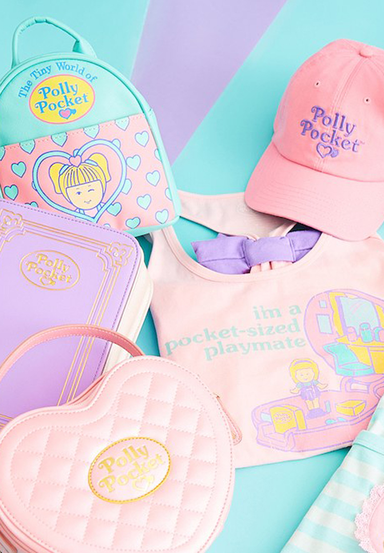 A Polly Pocket makeup and accessories collection is on its way