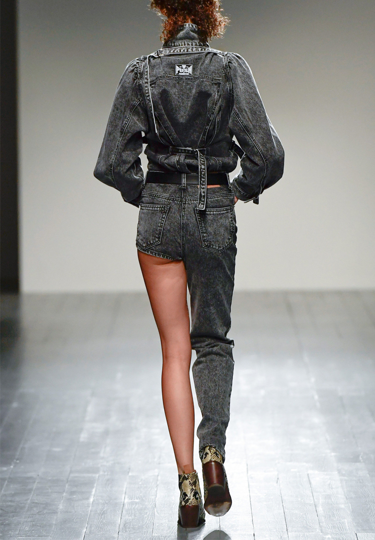 More stupid denim: half-jean, half-shorts are here to assault your eyes