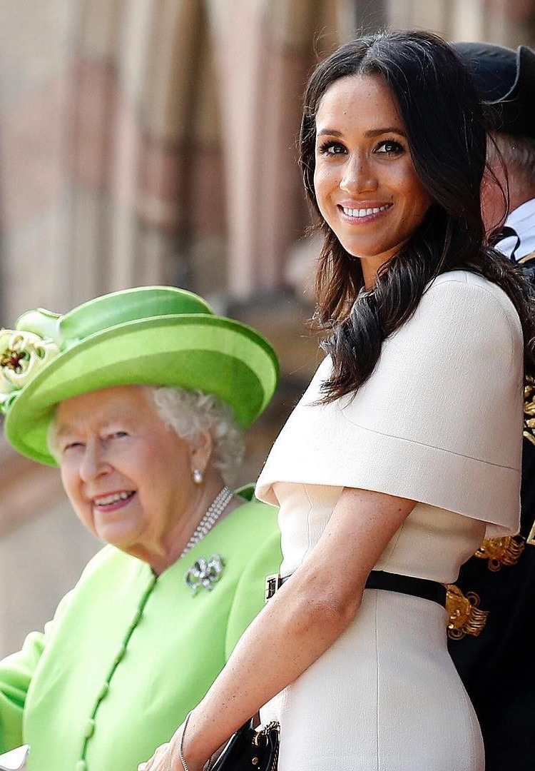 Meghan was the most expensively-dressed royal in 2018, spent over $500K on new clothing