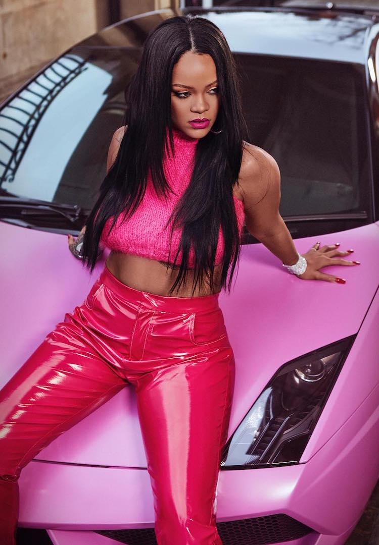 Rihanna's luxury fashion house with LVMH has been confirmed