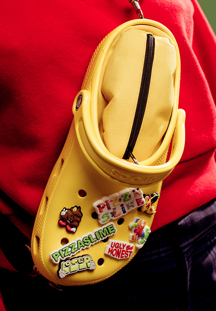 A Crocs crossbody bag is here to ruin your life
