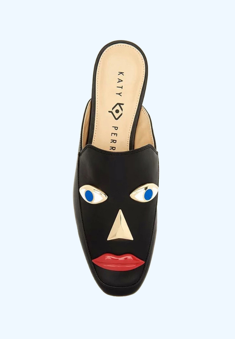 Katy Perry comes under fire for releasing shoes that resemble blackface
