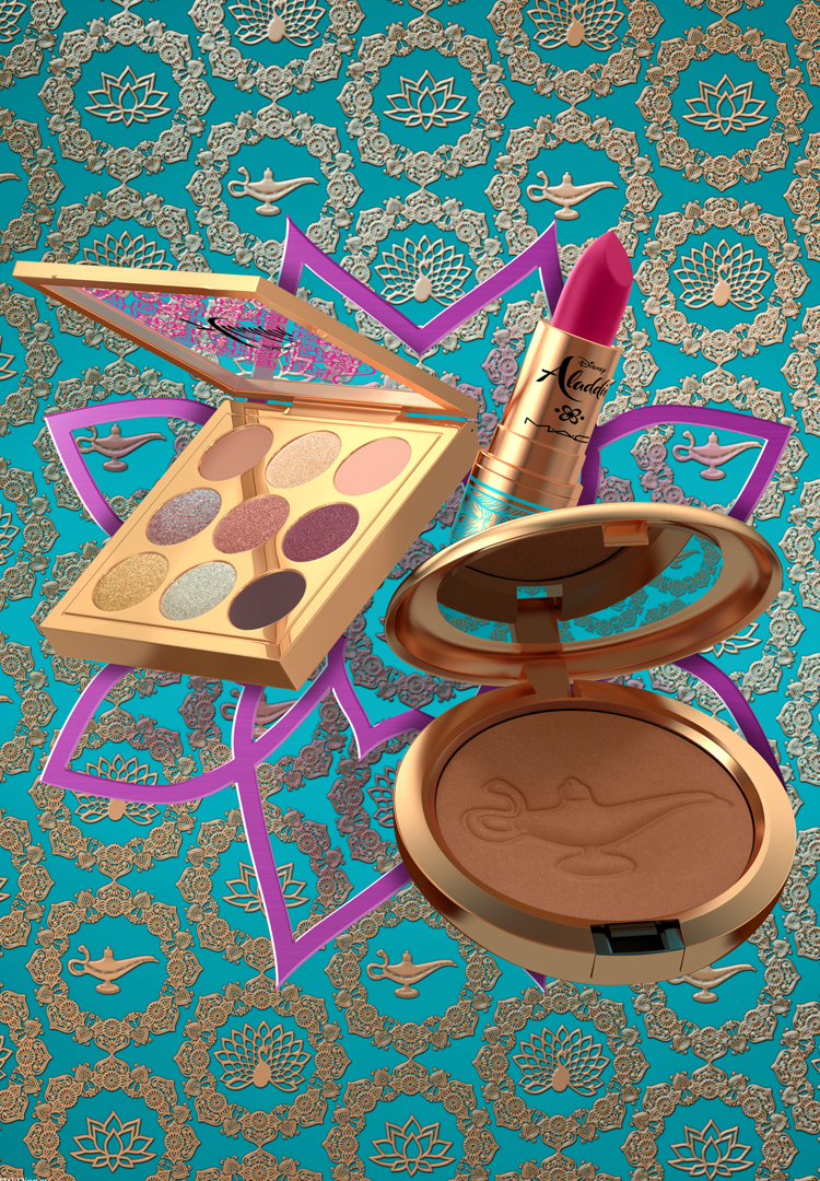 MAC is releasing an 'Aladdin' makeup collection and it's pure magic