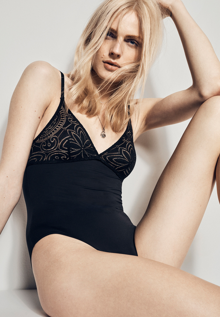 Andreja Pejic makes history as the first transgender model to front a Bonds lingerie campaign