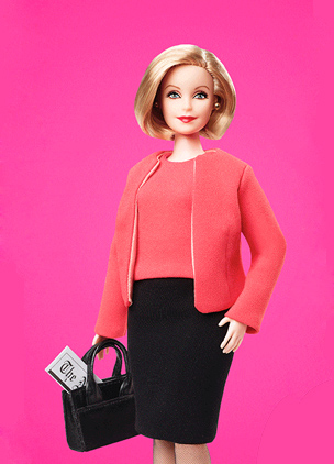 Aussie legend Ita Buttrose just got her own Barbie doll