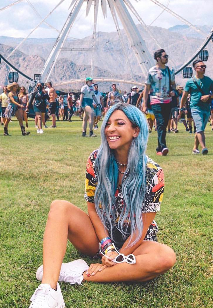 In an elaborate scheme, this influencer faked going to Coachella