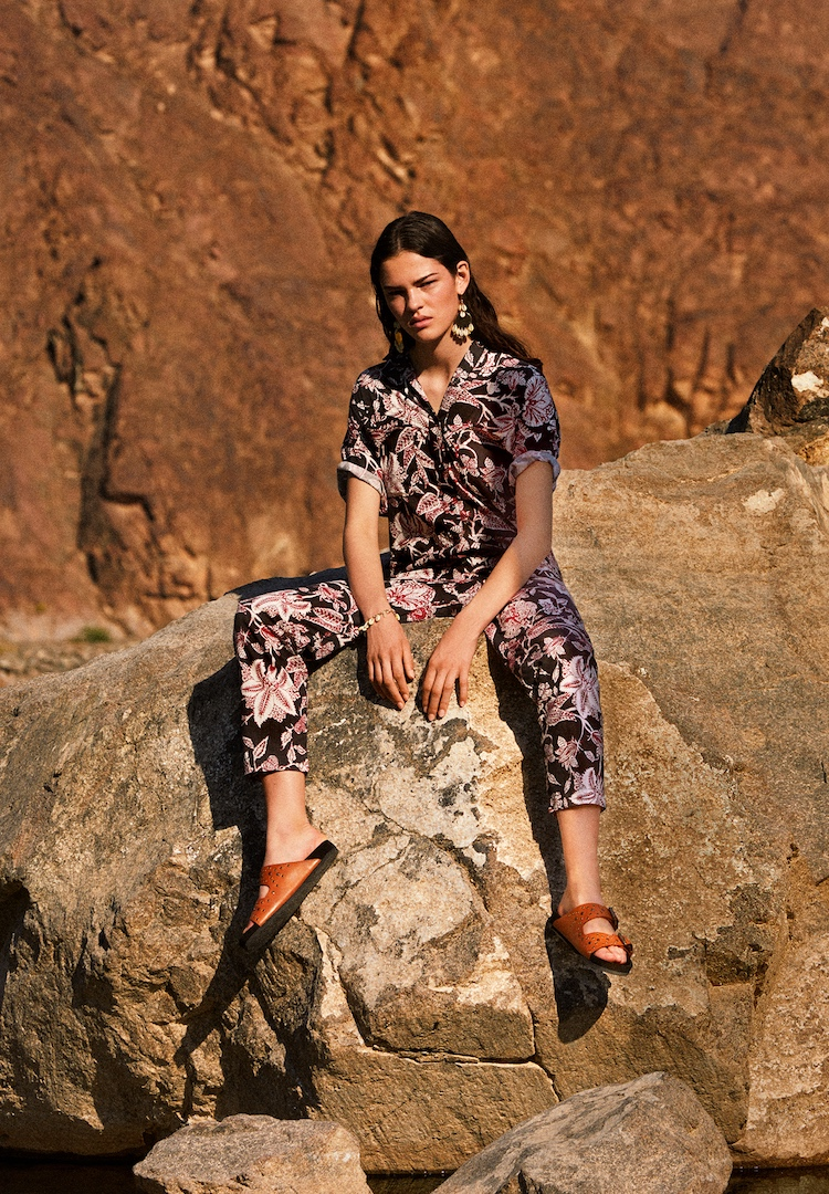 Net-A-Porter teams up with Isabel Marant for an exclusive capsule collection