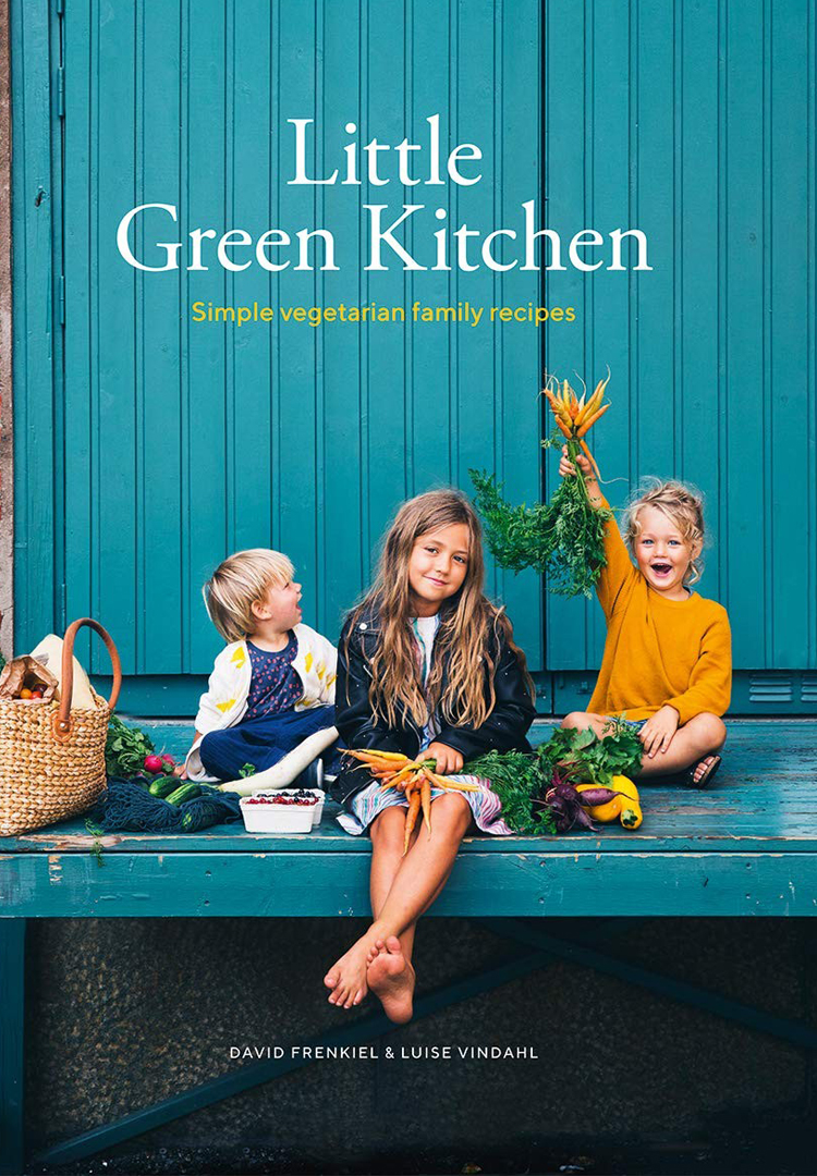 Book review: Little Green Kitchen: Simple Vegetarian Family Recipes