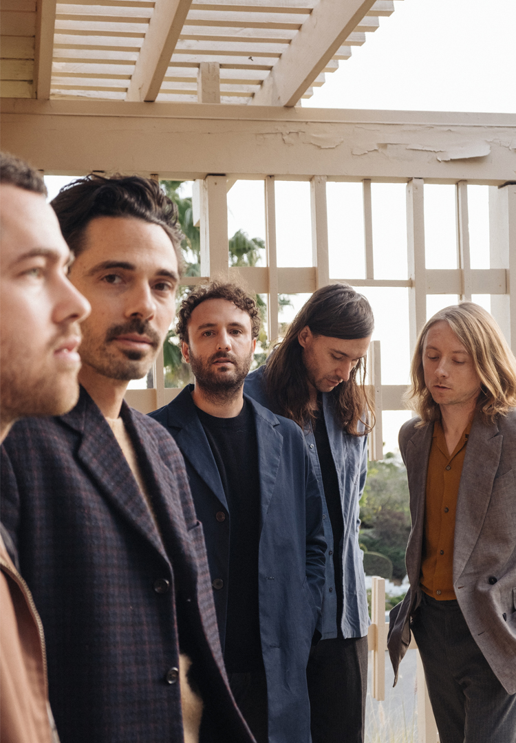Catching up with Local Natives ahead of Splendour in the Grass