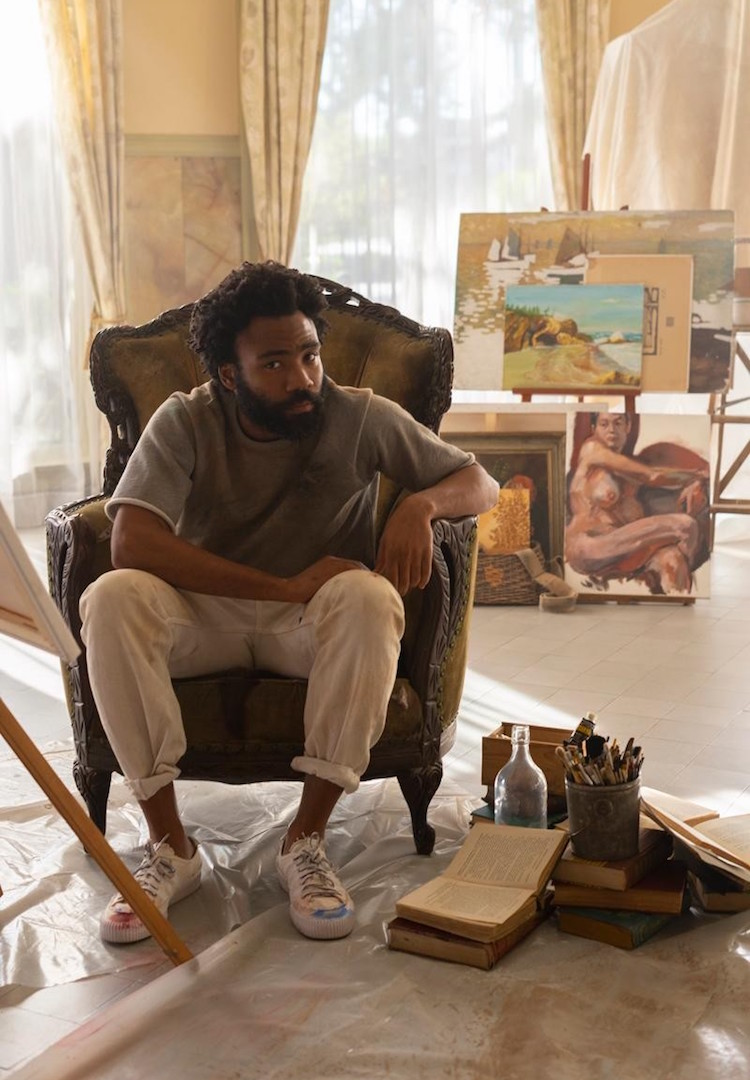 adidas officially reveals its collection with Donald Glover