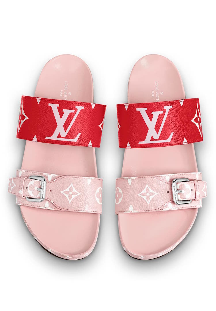 Louis Vuitton drops the Bom Dia Mule in