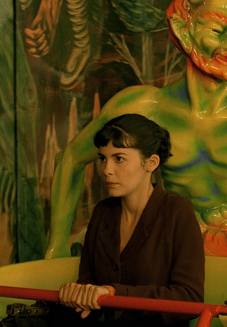 A mockumentary about the making of 'Amélie' is in the works