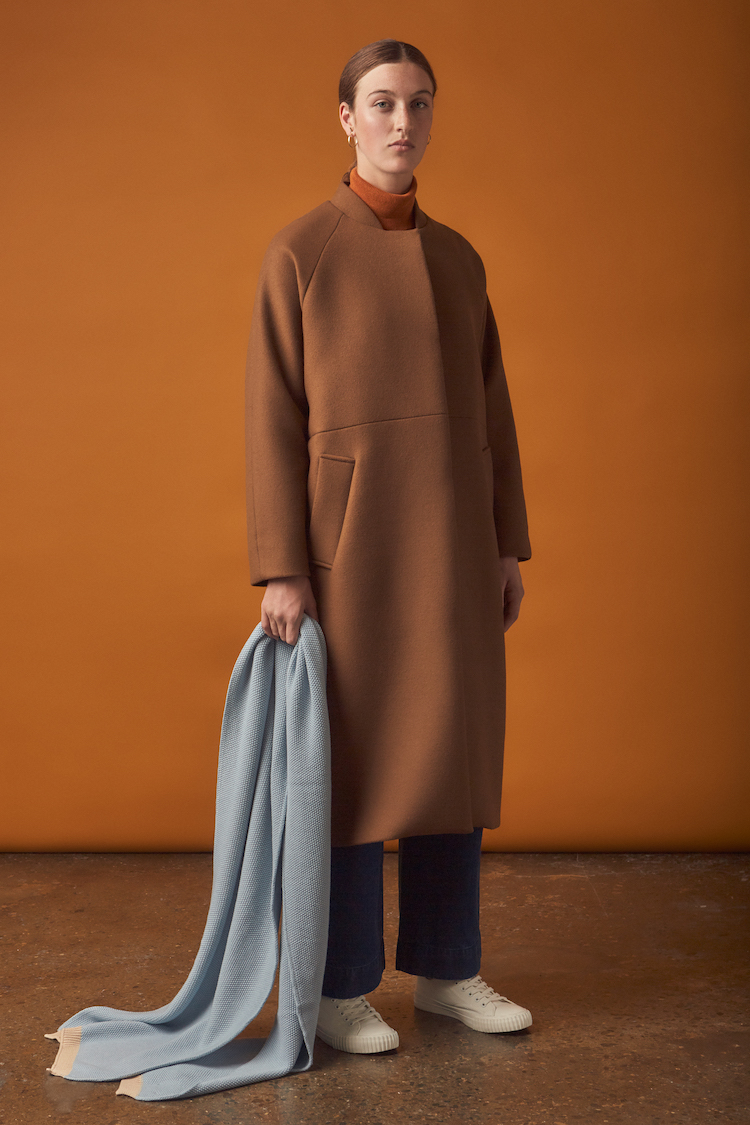 Kowtow releases its first collection of cosy wool winter