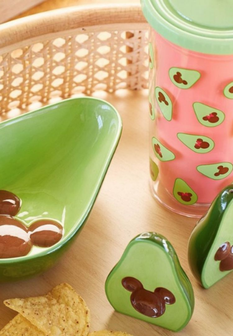 Disney embraces the avocado craze with a new line of merchandise