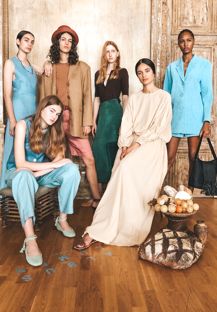 A peek at Albus Lumen's Resort 2020 showcase