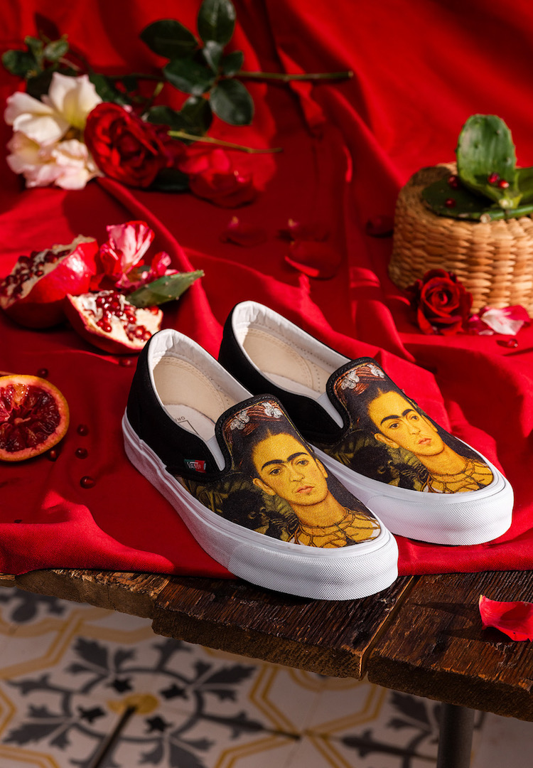 Vault by Vans launches Frida Kahlo-themed collection