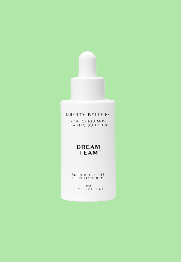 Beauty report: Liberty Belle RX Dream Team Serum