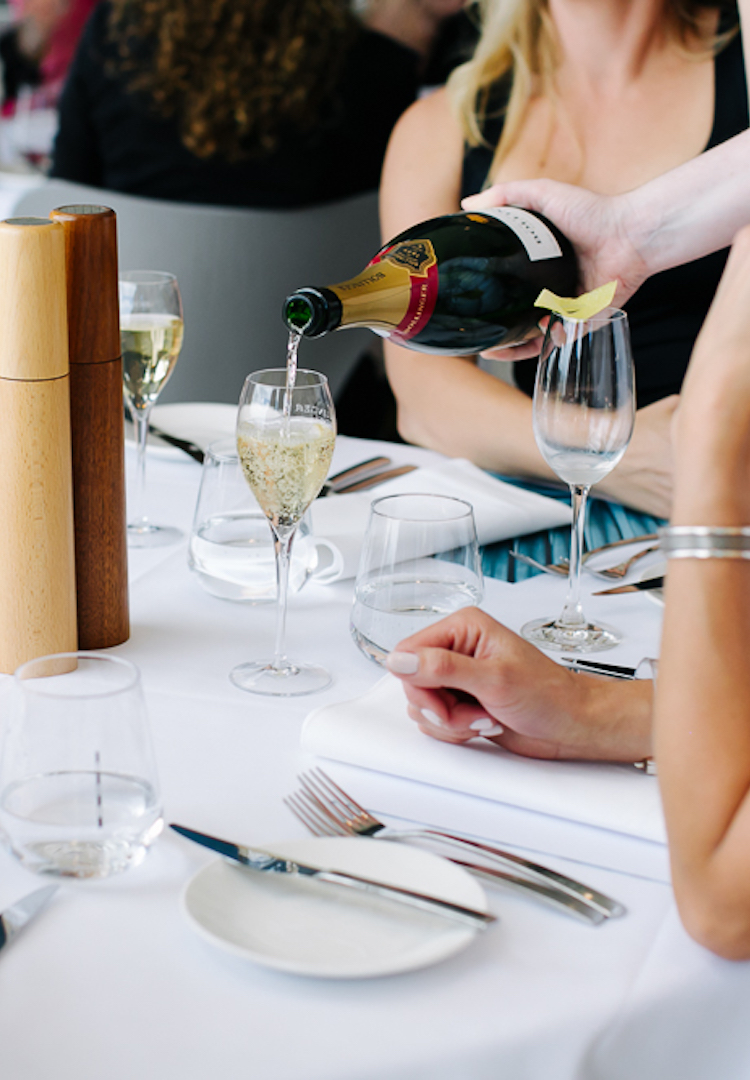 Stokehouse is serving bottomless champagne this month