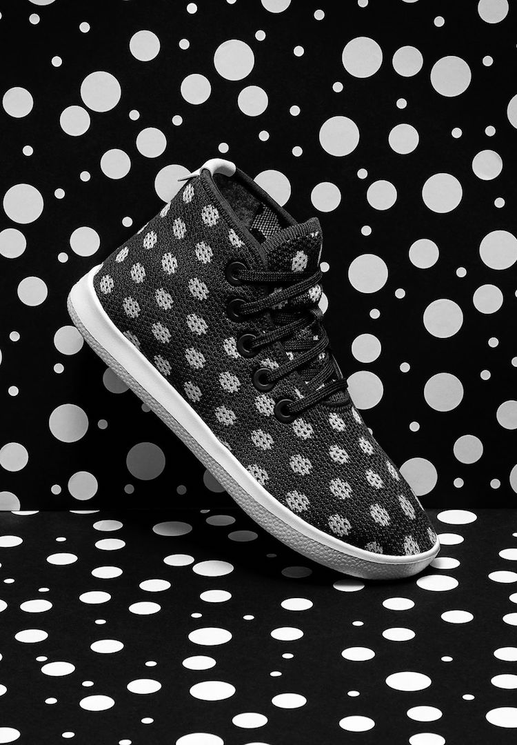 Sustainable sneaker brand Allbirds drops its first print shoe