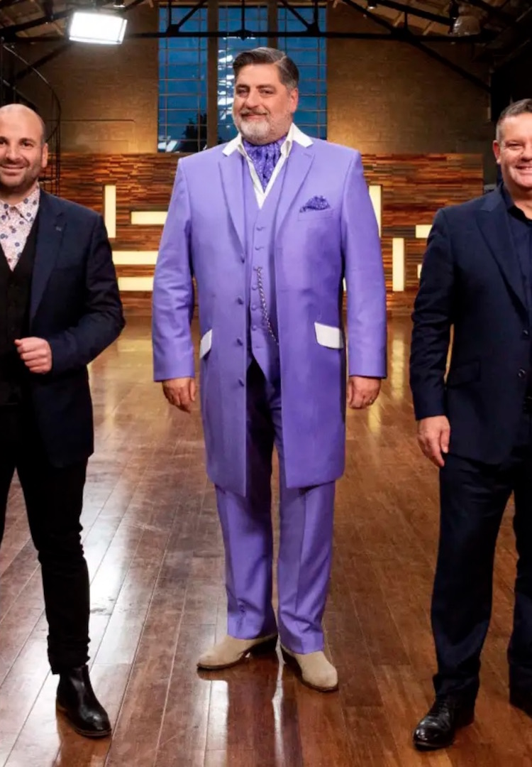 Farewell Matt Preston, the most fashion-forward man on television