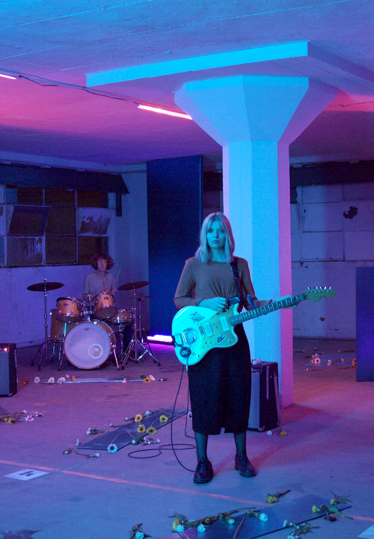 Post-punk band No Sister releases new EP