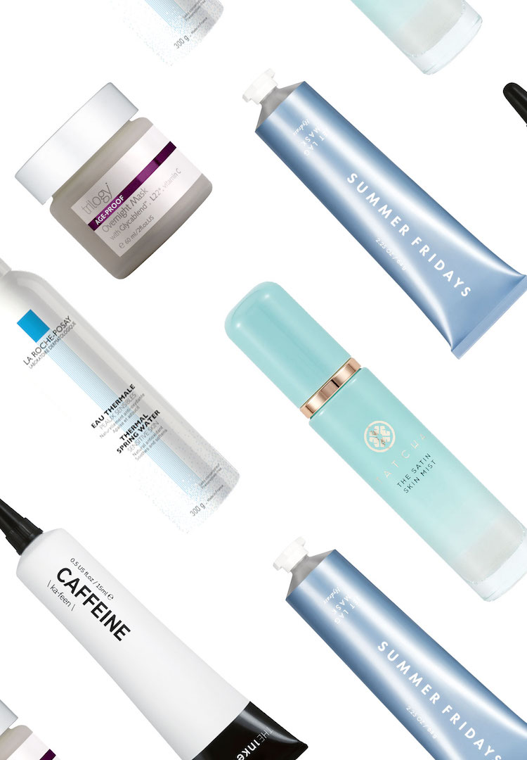 Road testing the best skincare for jet lag recovery
