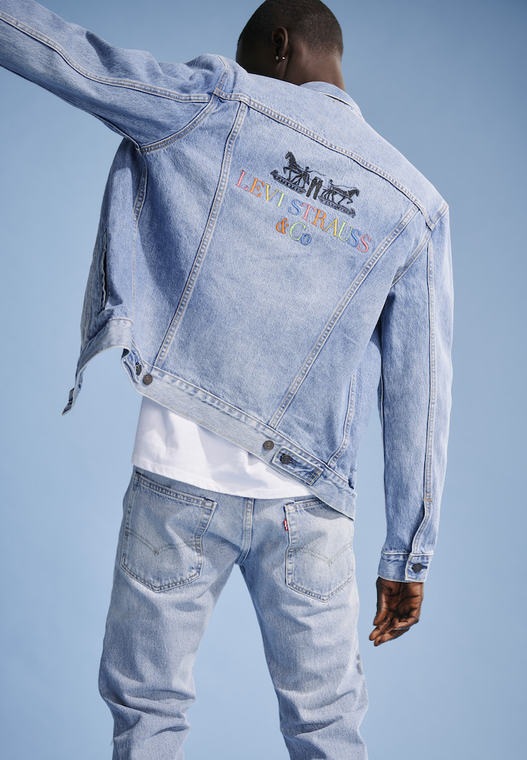 We travelled back in time with Levi's nostalgic '90s Classics collection