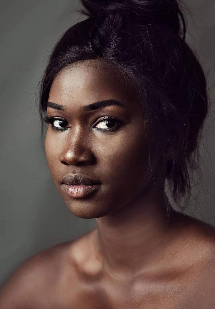 Nyanyuob Dau announced as winner of the Bella Unsigned Model Search