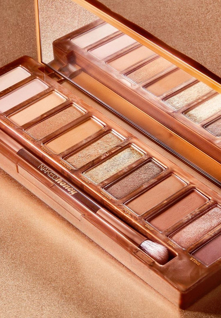 The new Naked palette is available for 24 hours only