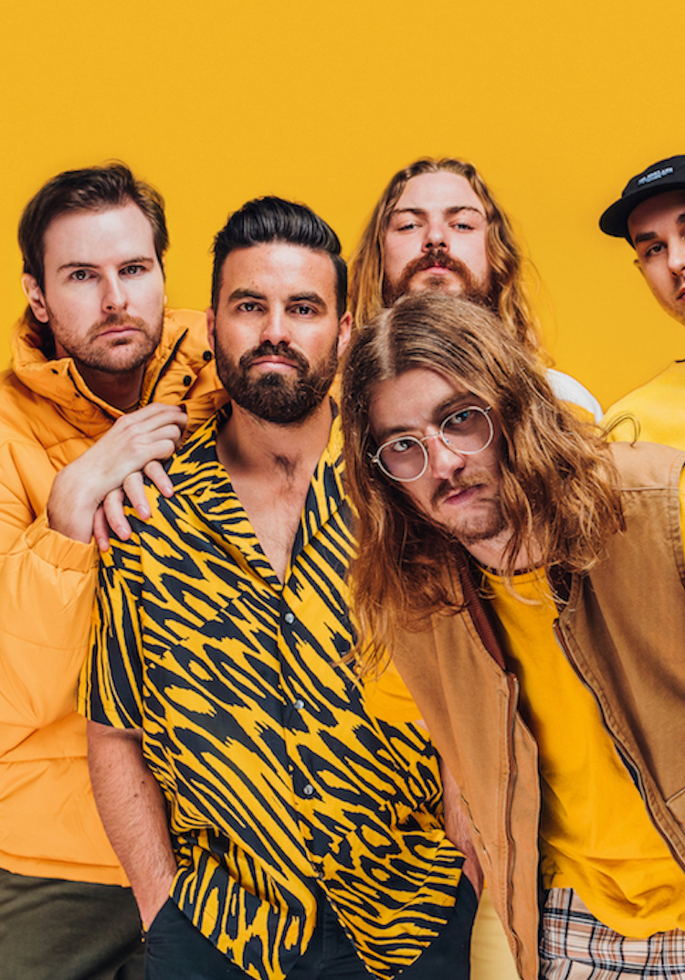 Winston Surfshirt releases new single and announces regional tour dates