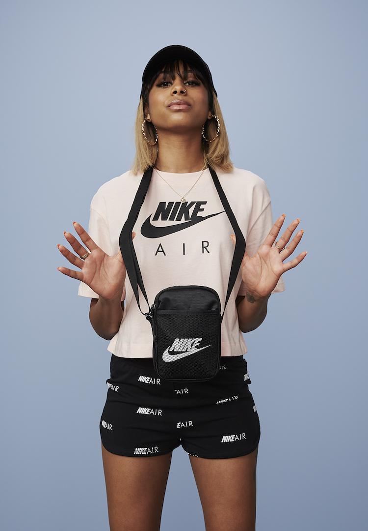 JD Women's Space with Nike