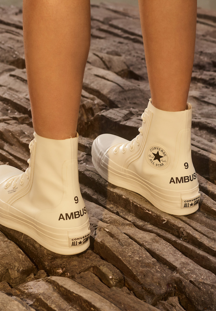 Ambush drops a utilitarian collaboration with Converse