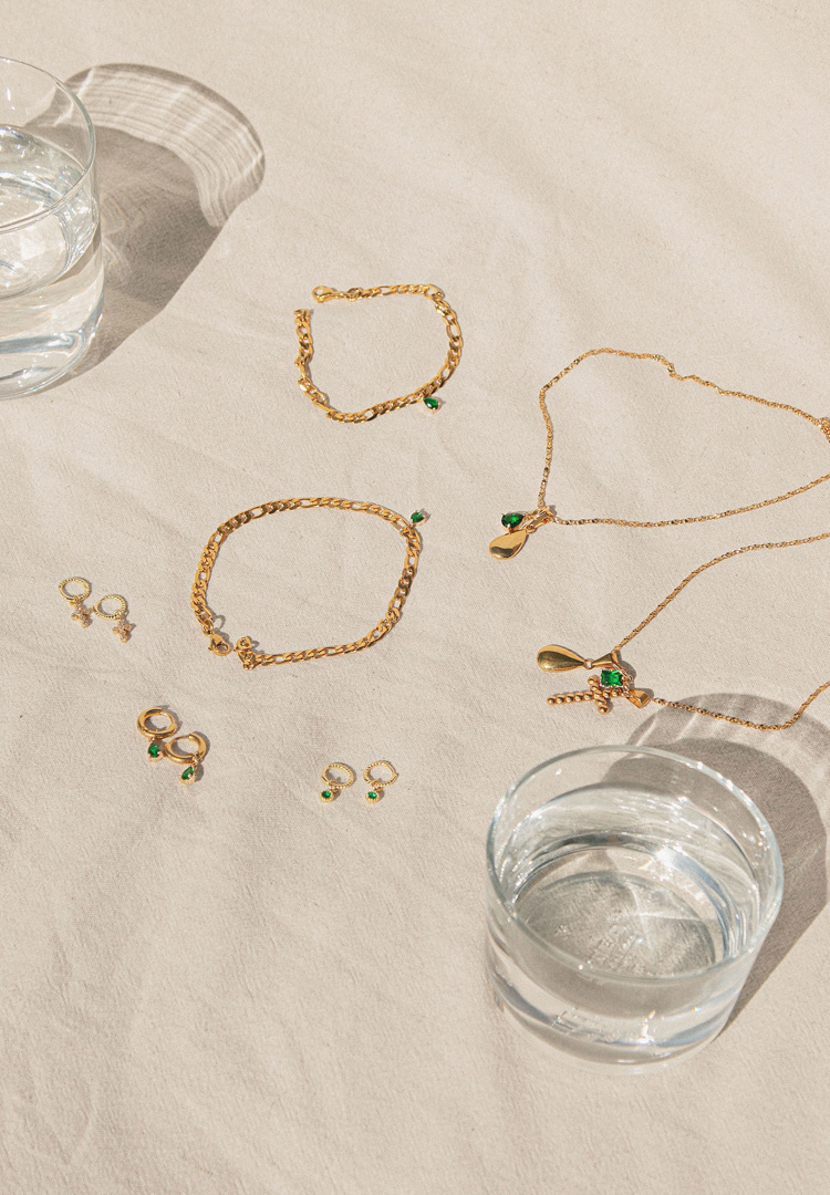 Alix Yang's latest collection proves anklets are in this summer