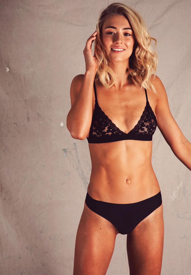 Exs and Ohs makes lingerie for the millennial woman