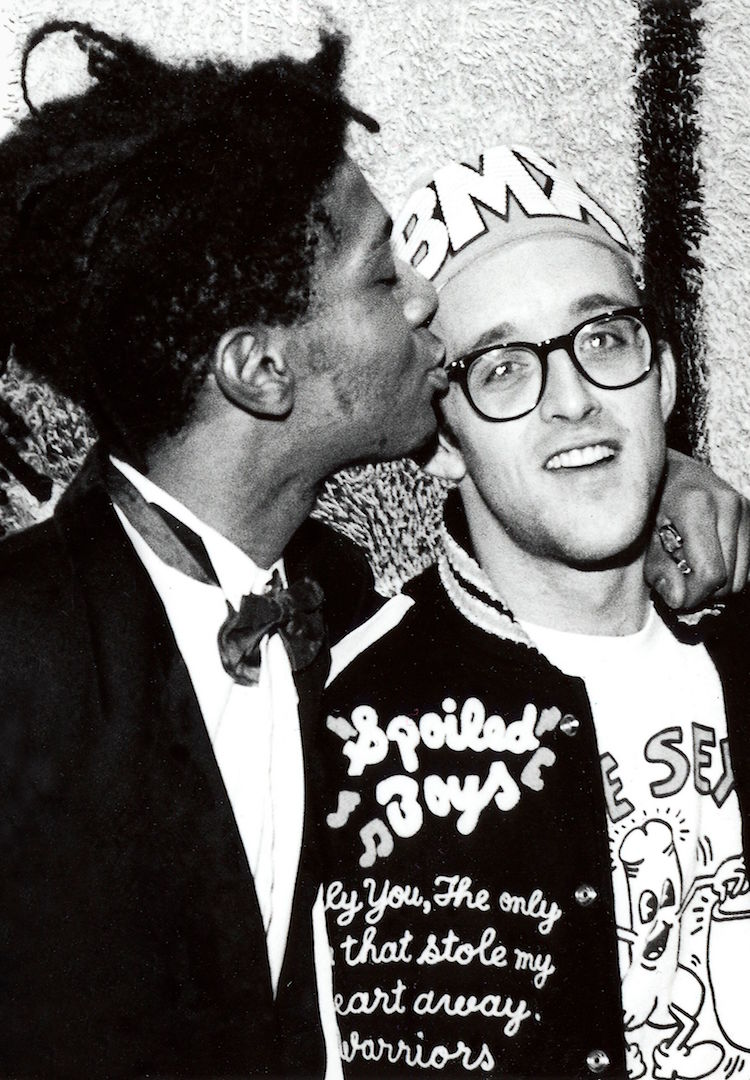 A Keith Haring x Jean Michele-Basquiat exhibition is coming to Melbourne's NGV