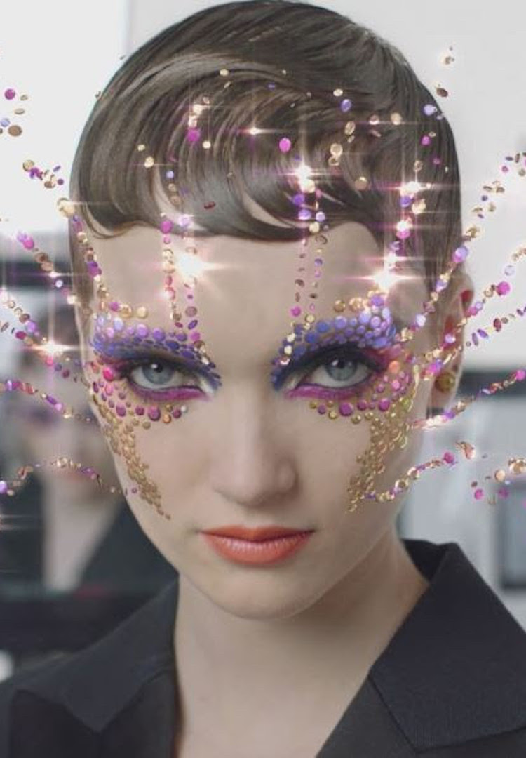 Dior Makeup's augmented reality Instagram filter turns you into a beauty vlogger