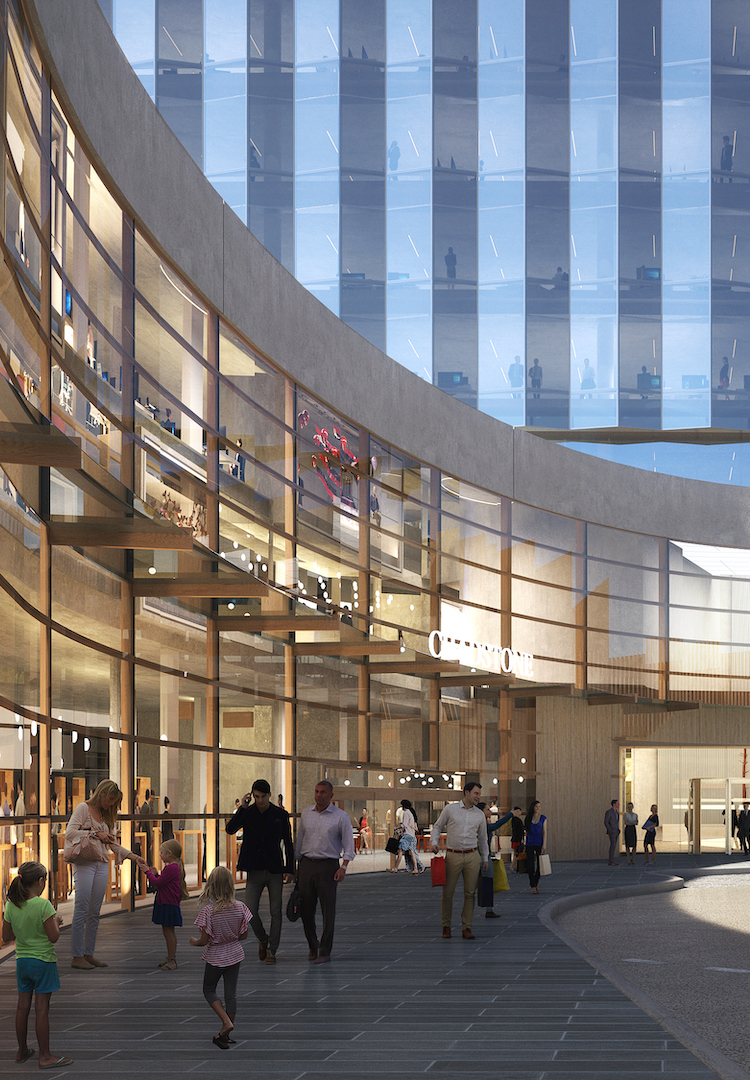 Chadstone proposes a $685 million expansion