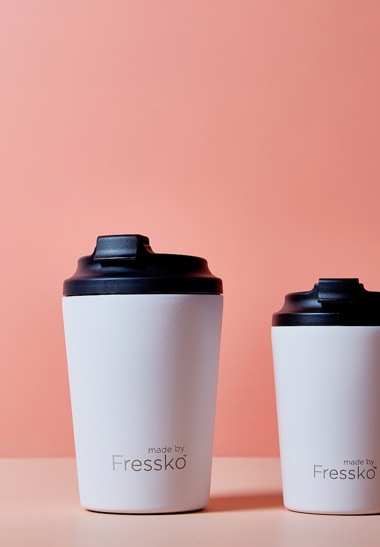 Made by Fressko drops new coffee cup, the Bino