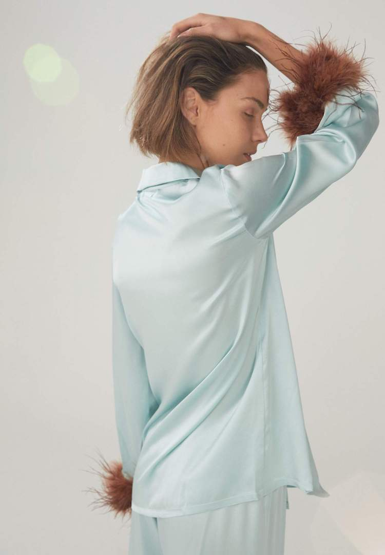 WIN: $500 to spend on sleepwear at Maison Essentiele