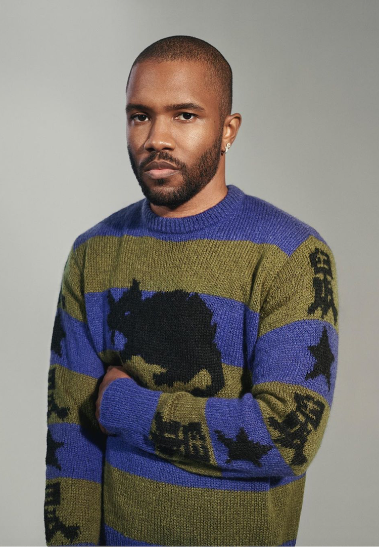Frank Ocean and live rats are the stars of Marc Jacobs' collaboration with Stray Rats