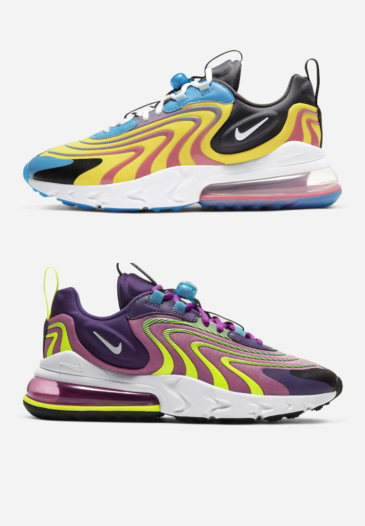 Nike drops a psychedelic new Air Max 270 React collection
